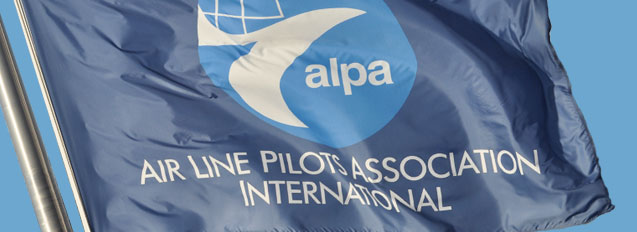 Airline Pilots Association Int'l flag
