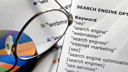 search engine optimization keywords